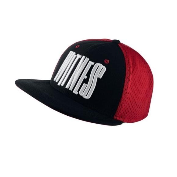 569167d7d1a Nike Dri-Fit Lebron James Snapback Hat Witness